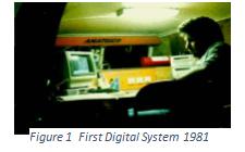 First digital system 1981